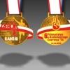 Prezentacja medalu