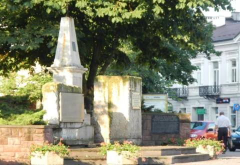 Pomnik Radomskiego Czerwca 76