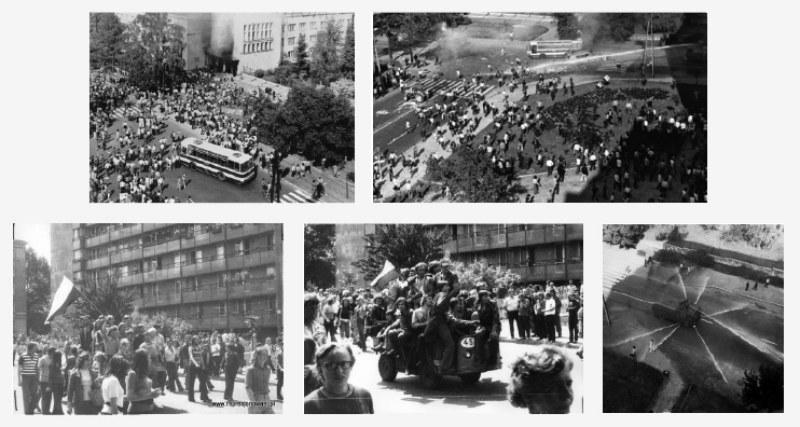 Wydarzenia radomskie - Czerwiec 1976 roku