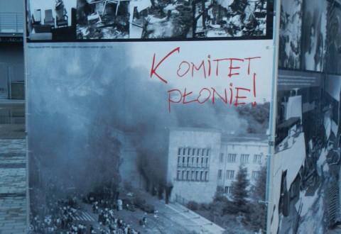 Komitet płonie - Półmaraton Radom