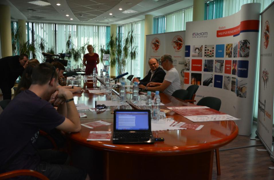 Konferencja Prasowa przed Półmaratonem Radomskiego Czerwca 76